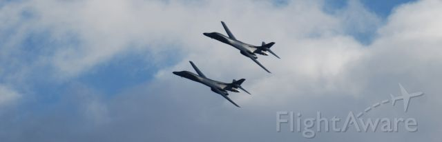 — — - Them BONE's - Initial to Runway 31 at Ellsworth AFB