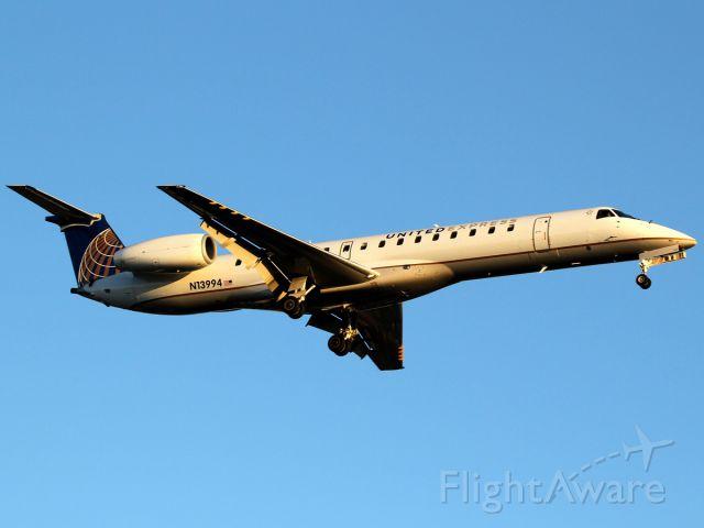 Embraer ERJ-135 (N13994) - for 22.