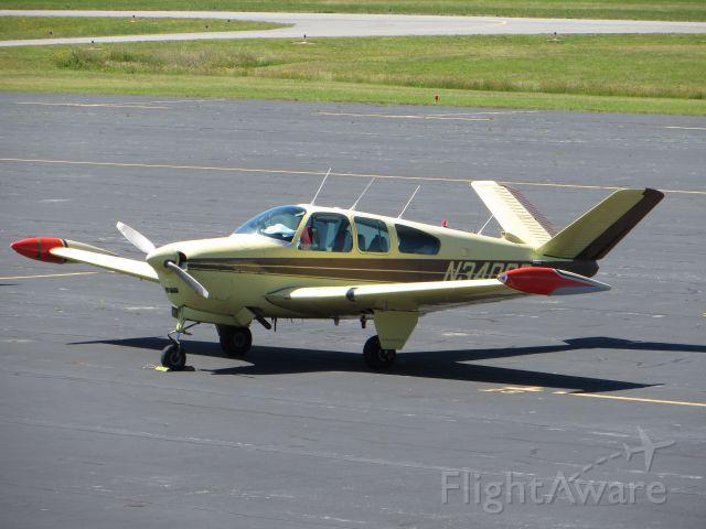 Beechcraft 35 Bonanza (N3400B)