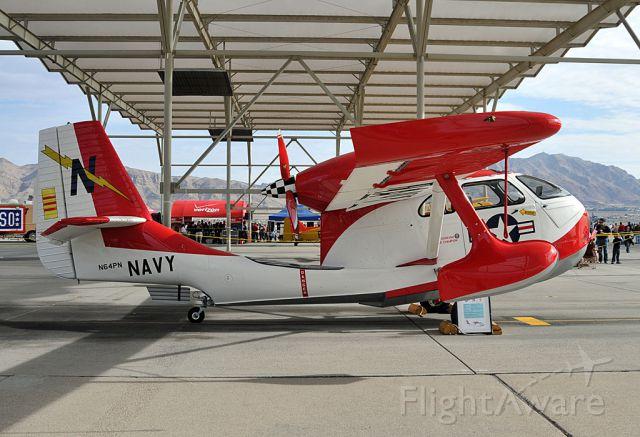 REPUBLIC Seabee (N64PN)