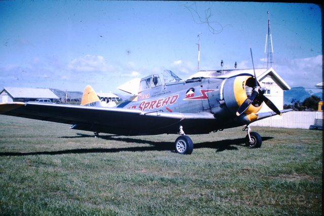 VH-SSY — - Superspread Aviation CAC 28 ceres parked in front of FSU, circa 1960. This aircraft crashed at Flinders Island circa 1961 after losing a prop blade on takeoff. It was repaired to fly again.