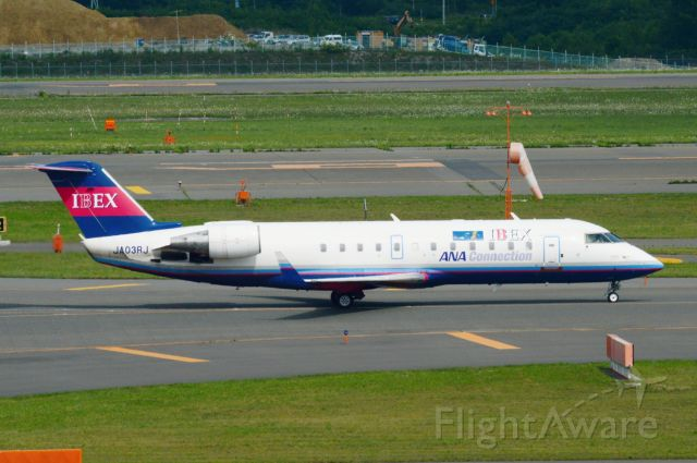 Canadair Regional Jet CRJ-200 (JA03RJ) - 2014-08-09