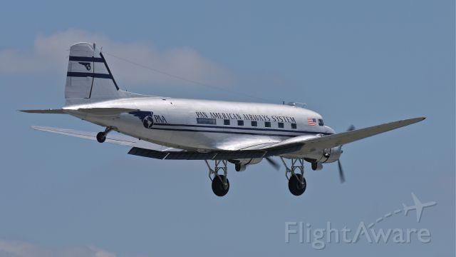 Douglas DC-3 (N877MG) - Historic Flight Foundations