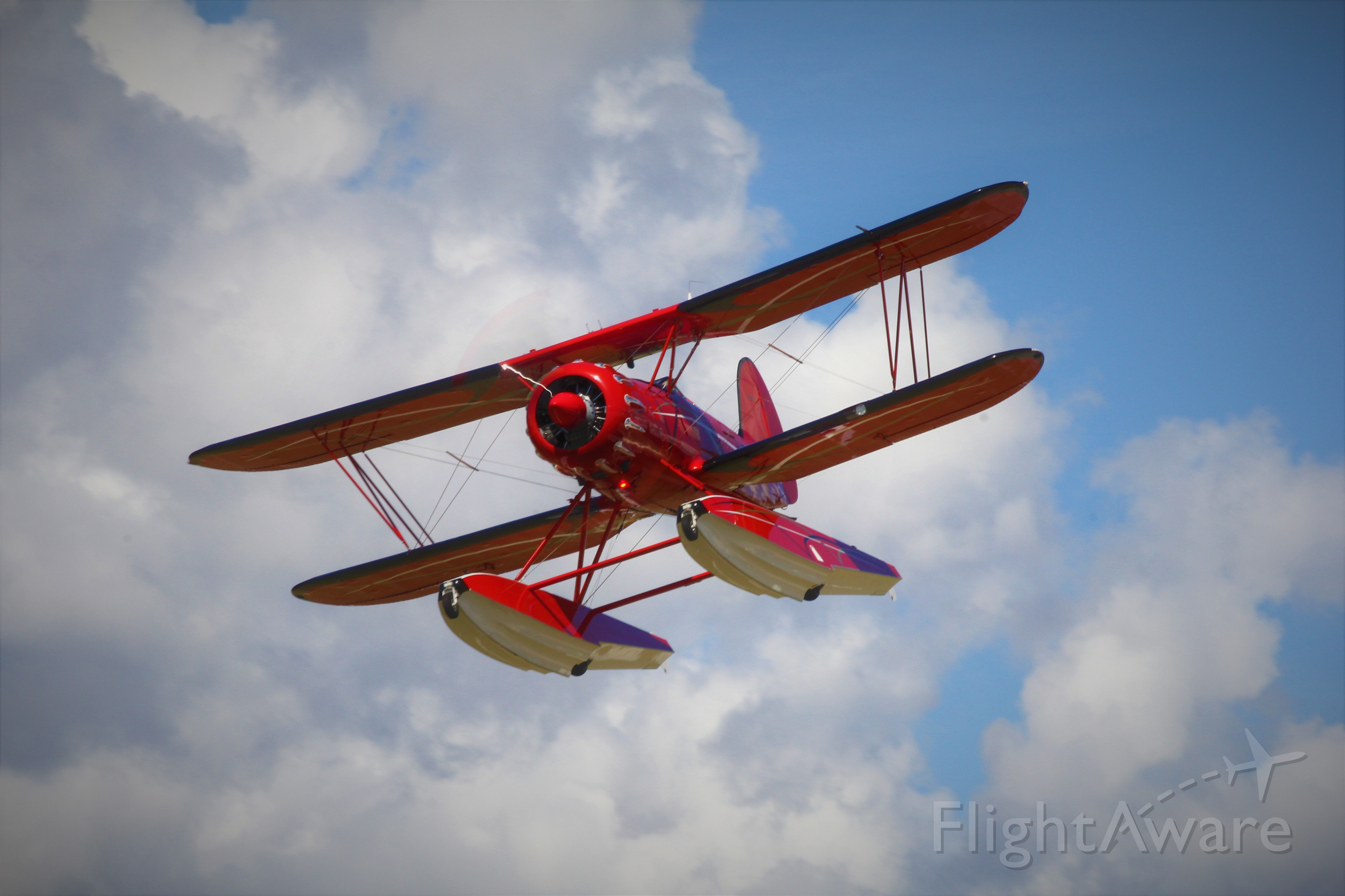 — — - Fly-By at Eagles Nest Seaplane Fly-In Feb 27 2021