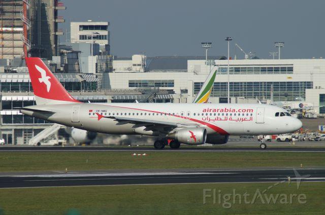 Airbus A320 (CN-CMG)