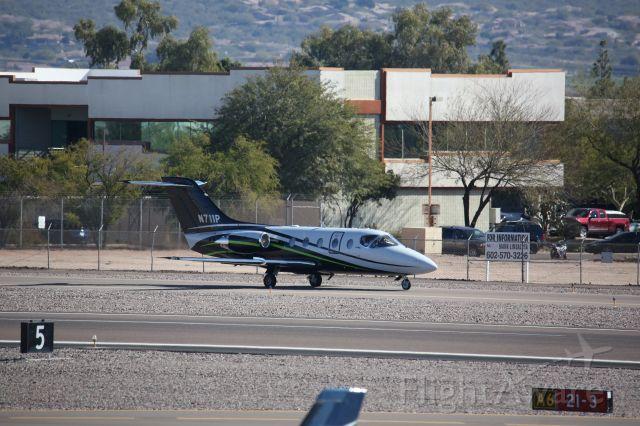 Beechcraft Beechjet (N711P)