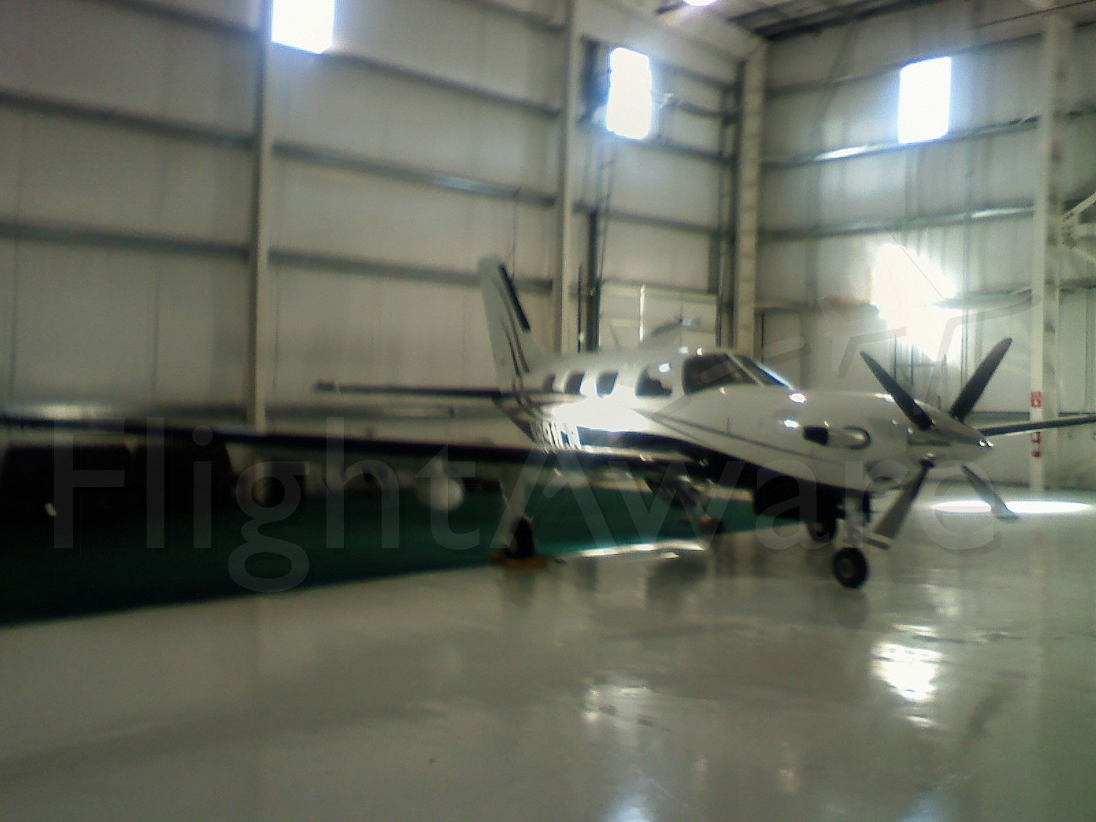Piper Malibu Mirage (N891CR)