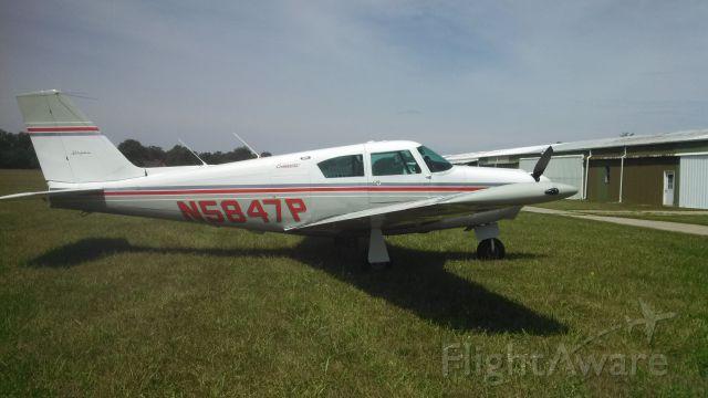 Piper PA-24 Comanche (N5847P)