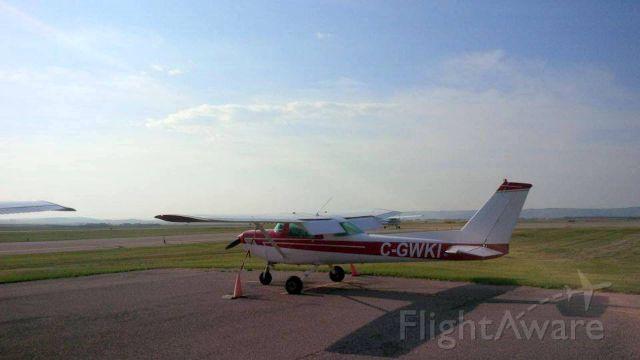 Cessna Commuter (C-GWKI) - CGWKI Cessna 150.