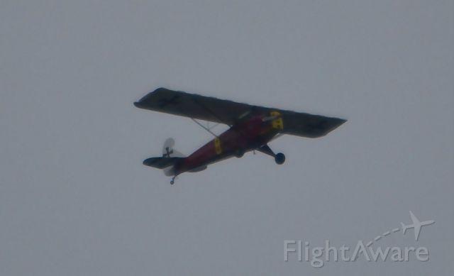"""N4731C — - """"Fokker D-VII 3/4"""""""