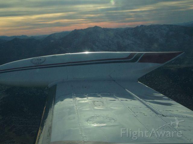 — — - Sunset Arizona