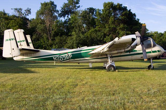 Beechcraft Bonanza (36) (N2036P)