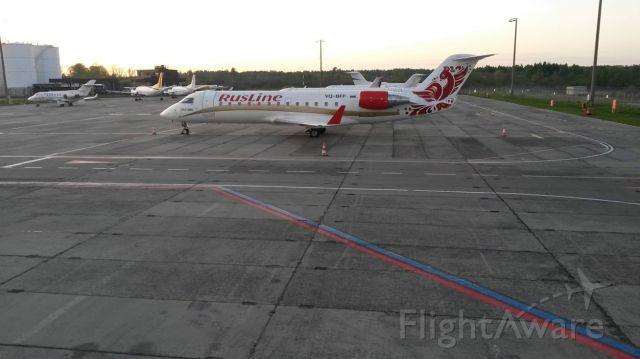 Canadair Regional Jet CRJ-200 — - CRJ-200