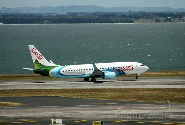 """Boeing 737-800 (YJ-AV1) - """"V1, Rotate."""""""