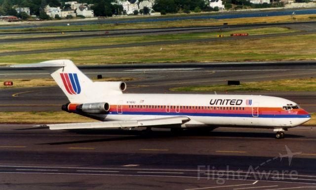 BOEING 727-200 (N7464U) - From September 1997