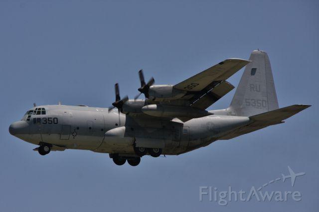 Lockheed C-130 Hercules (N5350)