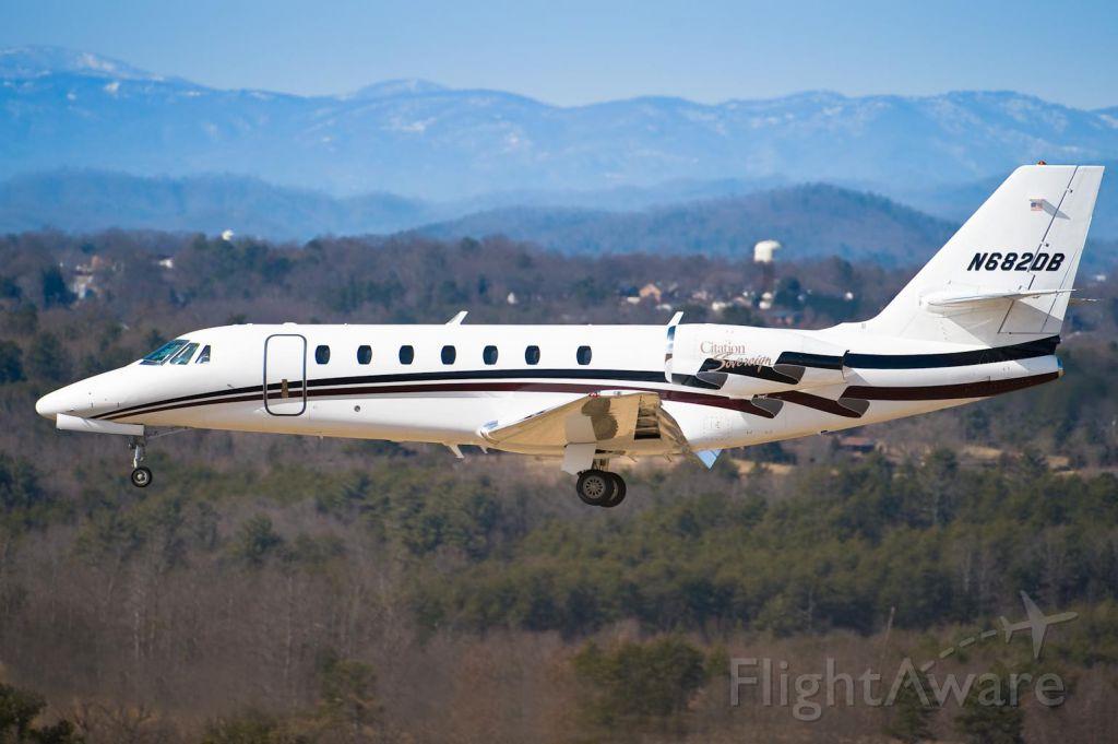 Cessna Citation Sovereign (N682DB) - 19.Feb.2010
