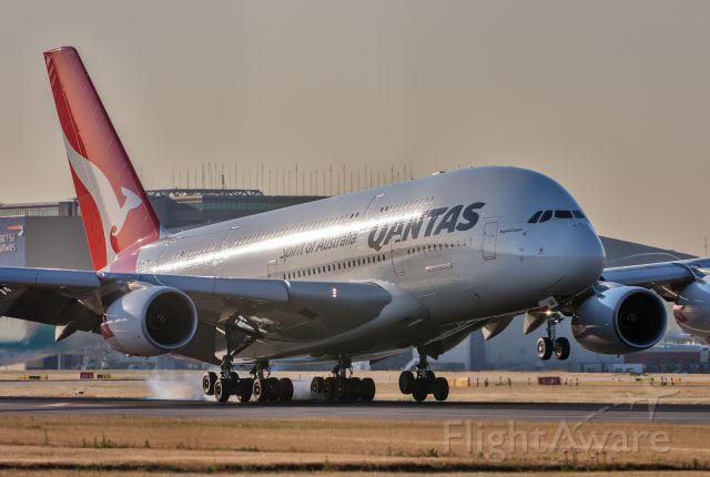 Airbus A380-800 (VH-OQK)