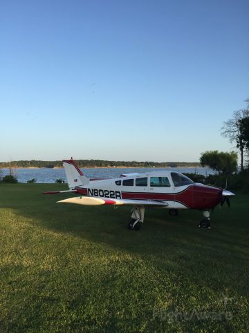 Beechcraft Sundowner (N8022R) - Cedar Mils / Lake Texoma