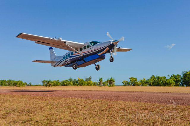 Cessna Caravan (VH-VCK) - C208 Caravan, workhorse of the Northern Territory