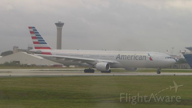 Airbus A330-300 (N270AY) - Delivered to US Airways in 2000br /Delivered to American in 2015