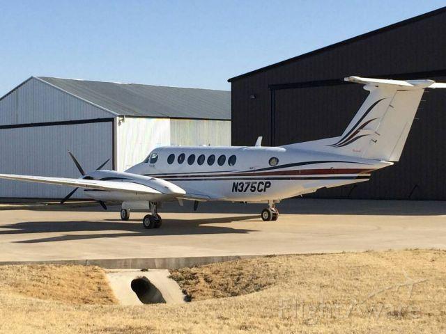 Beechcraft Super King Air 300 (N375CP)