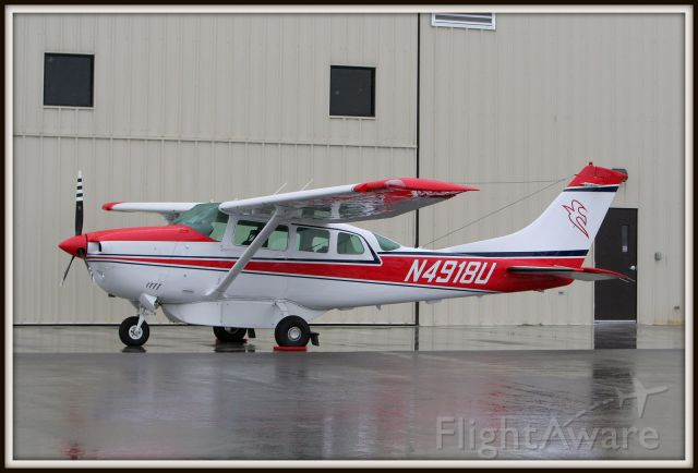 Cessna 206 Stationair (N4918U)
