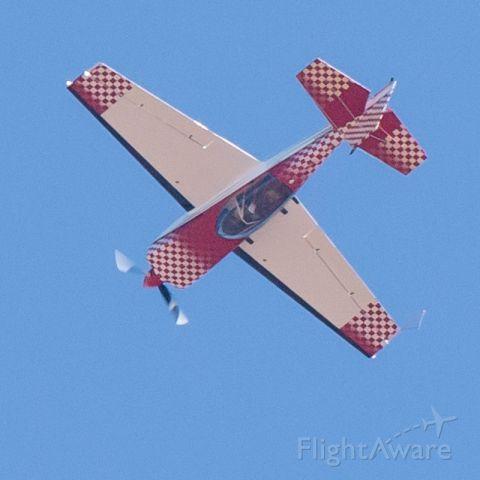 Experimental  (N252CW) - Acrobatics competition, Llano, TX. Oct 19, 2019