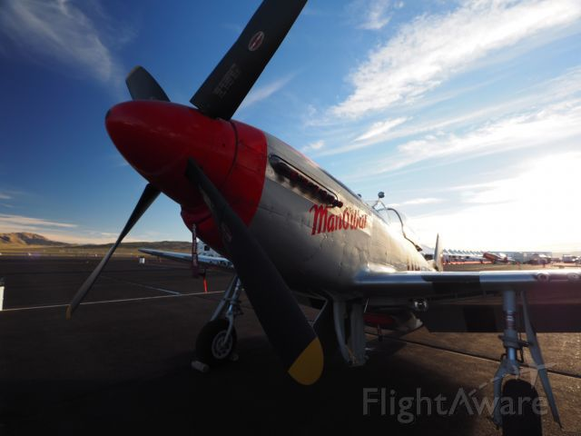 4472739 — - Reno Air Races Pit Early morning picture of Man