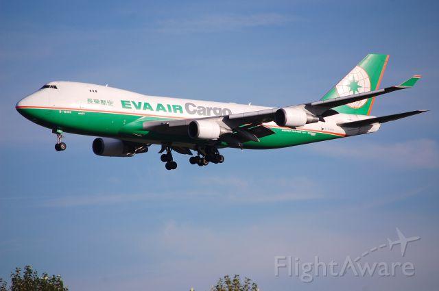 Boeing 747-400 (B-16483)