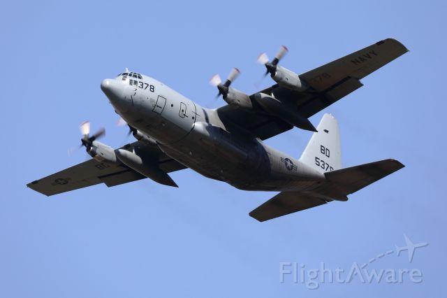 Lockheed C-130 Hercules (16-5378)