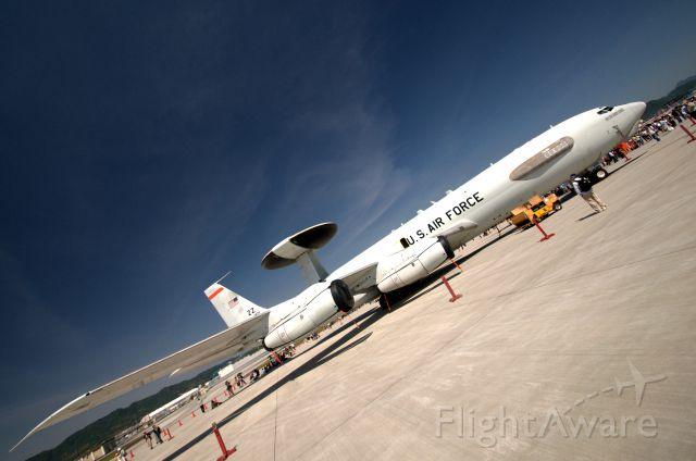 AF711408 — - USAF E3B AWACS AF71-1408