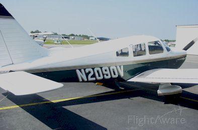 Piper Cherokee (N2090V) - Piper Archer