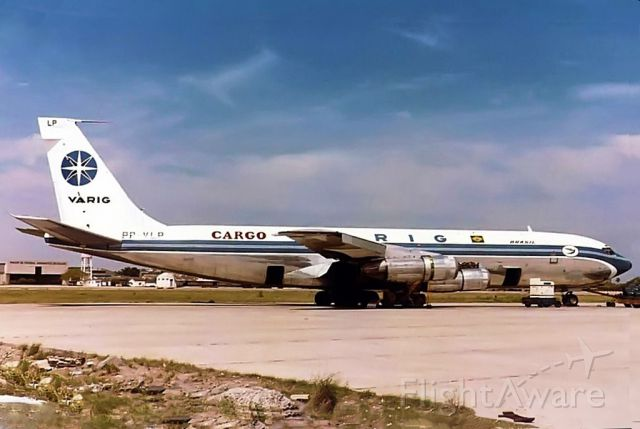 Boeing 707-100 (PP-VLP)