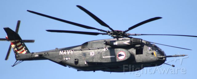 "16-2497 — - A U.S. Navy Sikorsky MH-53E ""Sea Dragon,"" part of the Helicopter Mine Countermeasures Squadron 15 (HM-15), flies south along the Delaware coast this past Wednesday evening. Anybody know what their mission might have been? Looks as if they were coming from New Jersey.  Here is more: <a rel=""nofollow"" href=""http://www.public.navy.mil/AIRFOR/hm15/Pages/AboutHM-15.aspx"">http://www.public.navy.mil/AIRFOR/hm15/Pages/AboutHM-15.aspx</a>"