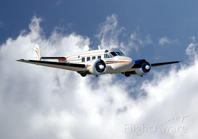Beechcraft 18 (N555WS)