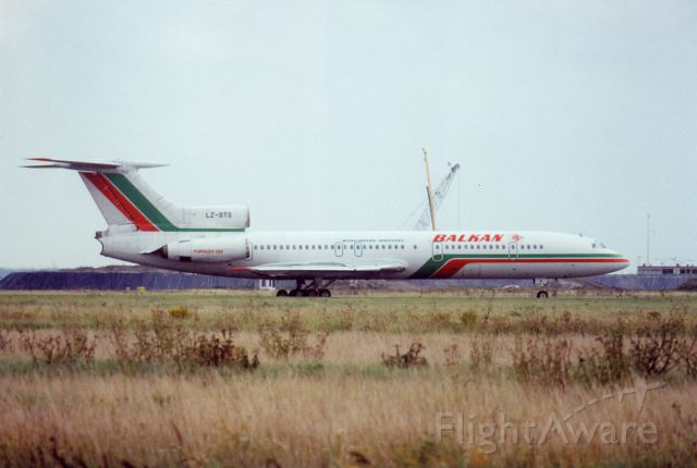 LZ-BTS — - Bulgarian Airlines cn80A422