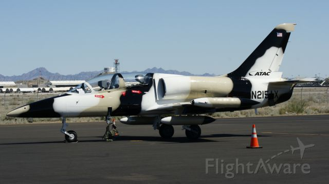 Aero L-39 Albatros (N215AX)