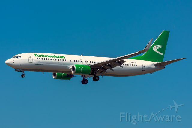 Boeing 737-800 (EZA15)