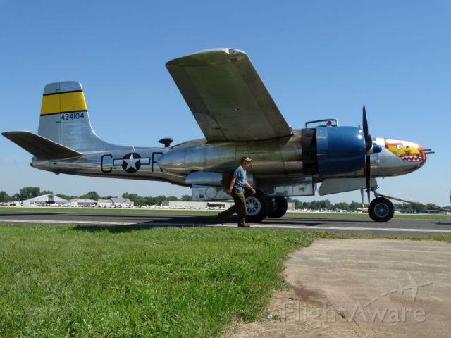 Douglas A-26 Invader (N99420)