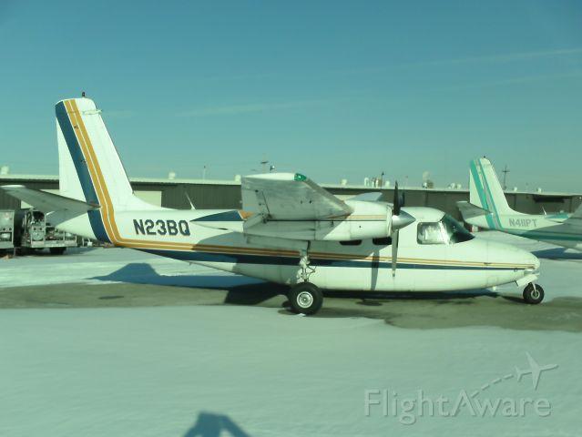 Aero Commander 500 (N23BQ)