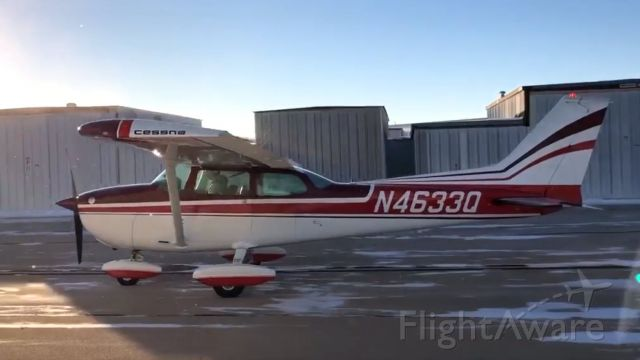 Cessna Skyhawk (N4633Q)