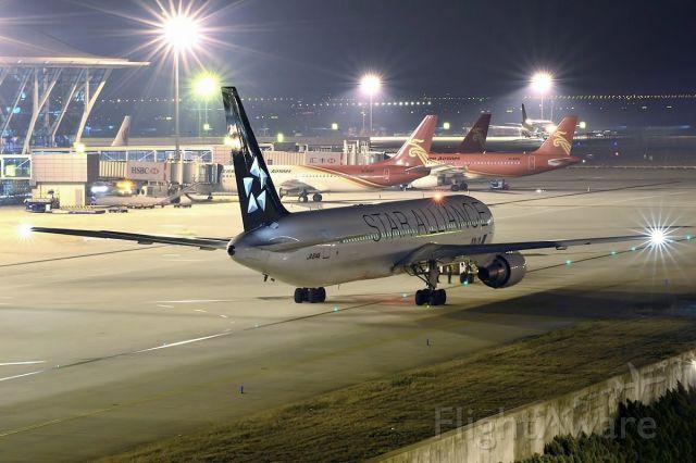 BOEING 767-300 (JA614A)