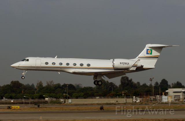 Gulfstream Aerospace Gulfstream V (N129GA)