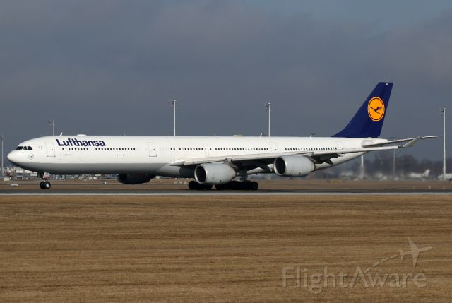 Airbus A340-600 (D-AIHS)