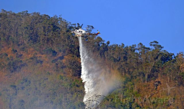 Bell 412 (GNB94100) - El Avila Mountain - Caracas - Venezuela