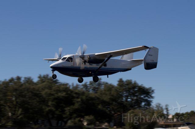PZL-MIELEC Skytruck (N337GU)