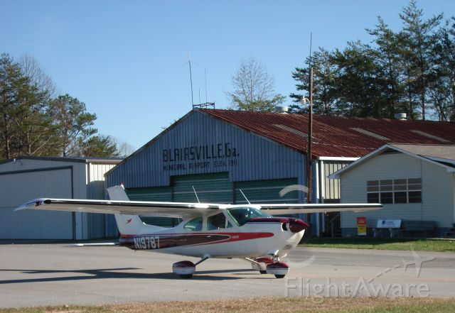 Cessna Cardinal (N19787)