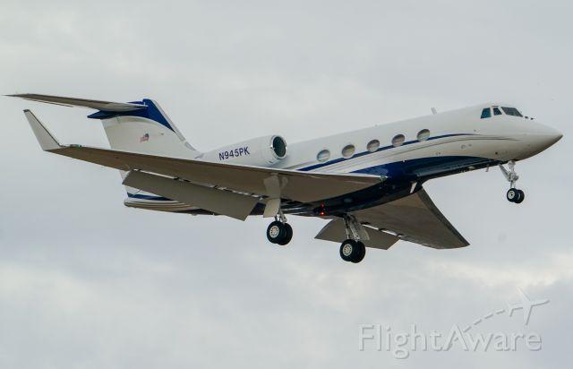 Gulfstream American Gulfstream 2 (N945PK)