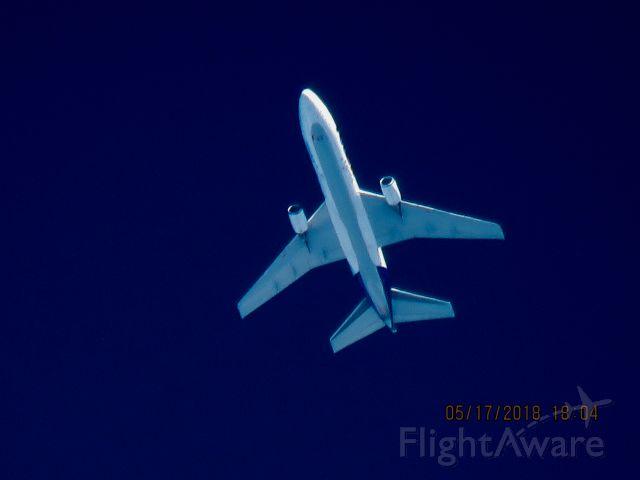 McDonnell Douglas DC-10 (N383FE)
